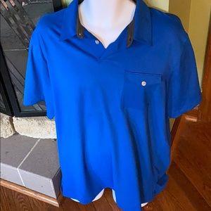 Ashworth Golf Shirt NWT